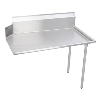 ELKCDT60RX - Elkay SSP - CDT-60-RX - 30 x 60 in Right Side Clean Dishtable Product Image