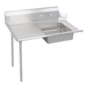 ELKDDT72LX - Elkay SSP - DDT-72-LX - 30 x 72 in Left Side Soiled Dishtable Product Image