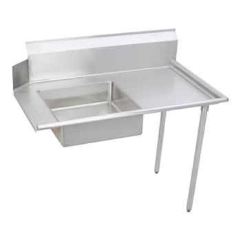 ELKDDT72RX - Elkay - DDT-72-RX - 30 x 72 in Right Side Soiled Dishtable Product Image
