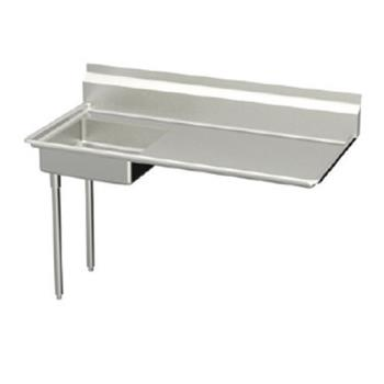 ELKUDT50LX - Elkay - UDT-50-LX - 30 x 50 in Left Tub Undercounter Dishtable Product Image