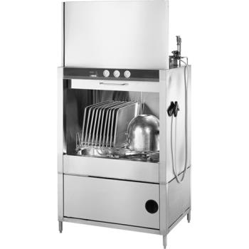 CHALD20E - Champion - LD-20-E - Lift Door Type Electric Utensil Washer- 20 Racks Product Image