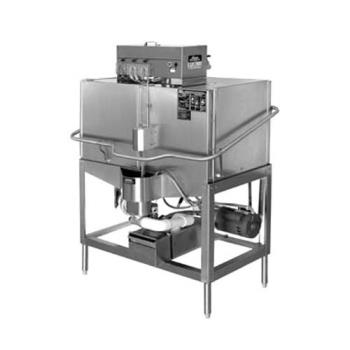 CMACBL - CMA Dishmachines - CB-L - Low Temp Door Type Left Opening Corner Dishwasher Product Image