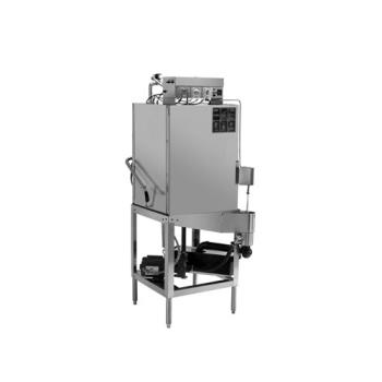 CMAEAHEXT - CMA Dishmachines - E-AH-EXT - Low Temp 40 Racks Per Hour Door Type Tall Straight Dishwasher Product Image