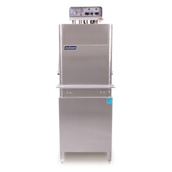JACTEMPSTARHHE - Jackson - TEMPSTAR HH-E - High Temp Door Type Dishwasher Product Image