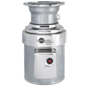 INSSS10028 - InSinkErator - SS-100-28 - 1 HP Commercial Garbage Disposer Product Image