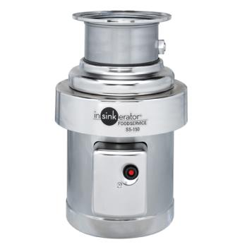 INSSS15034 - InSinkErator - SS-150-34 - 1 1/2 HP Commercial Garbage Disposer Product Image