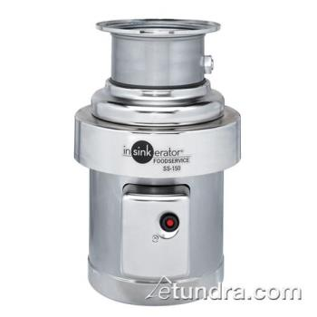 INSSS15036 - InSinkErator - SS-150-36 - 1 1/2 HP Commercial Garbage Disposer Product Image