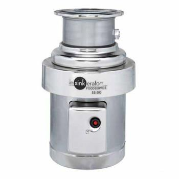 INSSS20029 - InSinkErator - SS-200-35 - 2 HP Commercial Garbage Disposer Product Image