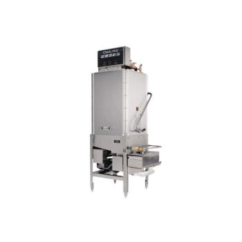 CMACMA180TS - CMA Dishmachines - CMA-180T S - High Temp Pot And Pan Door Type Straight Dishwasher Product Image