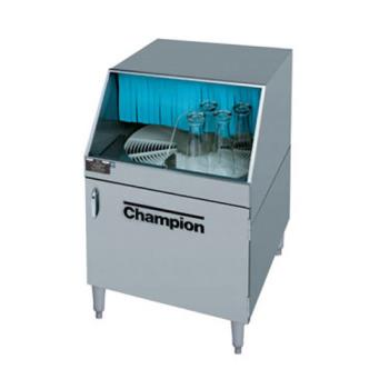 "CHACG - Champion - CG - Low Temp 25"" Underbar Glasswasher - 1,200 Glass/Hour Product Image"