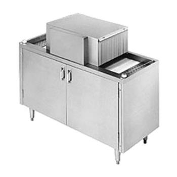 "CHACG4 - Champion - CG4 - Low Temp 48""  Underbar Glass Washer - 2,000 Glasses/Hour Product Image"