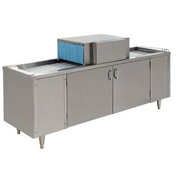 "CHACG6 - Champion - CG6 - Low Temp 72""  Conveyor Glass Washer - 2,000 Glasses/Hour Product Image"