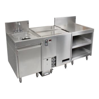 GLTGWS66 - Glastender - GWS66 - Glass Washing Station Product Image