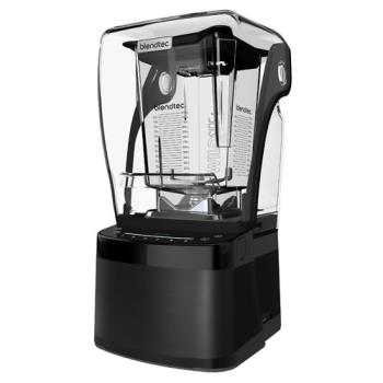 BLES875C2901B1GB1D - Blendtec - S875C2901-B1GB1D - Stealth 875™ 90 oz Black Blender Product Image