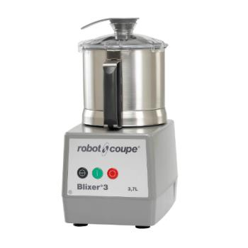 ROBBLIXER3 - Robot Coupe - BLIXER3 - Single Speed Blixer w/ 3.5 Qt Bowl Product Image