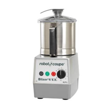 ROBBLIXER4V - Robot Coupe - BLIXER4V - Variable Speed Blixer w/ 4 Qt Bowl Product Image