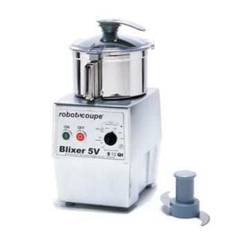 ROBBLIXER5V - Robot Coupe - BLIXER5V - Variable Speed Blixer w/ 5.5 Qt Bowl Product Image