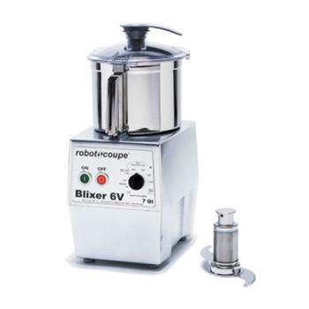 ROBBLIXER6V - Robot Coupe - BLIXER6V - Variable Speed Blixer w/ 7 Qt Bowl Product Image