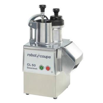 ROBCL50EGOURMET - Robot Coupe - CL50 GOURMET - Commercial Food Processor W/ Vegetable Attachment Product Image