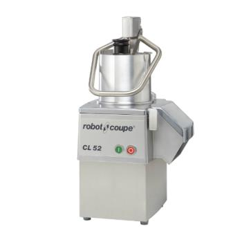 ROBCL52D - Robot Coupe - CL52E - 2 HP Commercial Food Processor w/ Continuous Feed Product Image