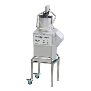 ROBCL55PUSHER - Robot Coupe - CL55 PUSHER-E - 2.5 HP Heavy Duty Food Processor w/ Pusher Feed Product Image