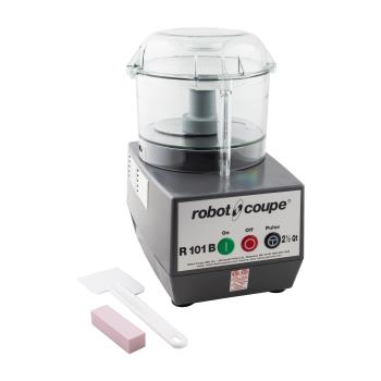 95063 - Robot Coupe - R101 B CLR - 2 1/2 qt 3/4 HP Food Processor Product Image
