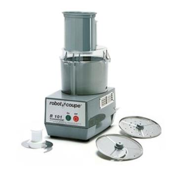 95064 - Robot Coupe - R101 - Commercial Food Processor w/ 2.5 Qt Gray Bowl Product Image