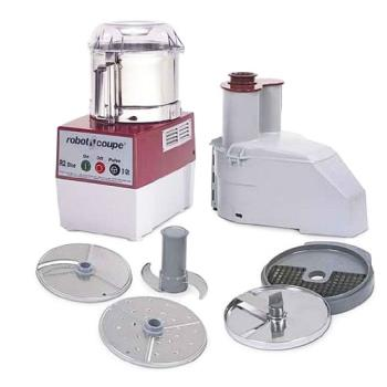 95315 - Robot Coupe - R2DICE ULTRA - Commercial Food Processor w/ 3 Qt. Bowl, Continuous Feed & Dice Kit Product Image