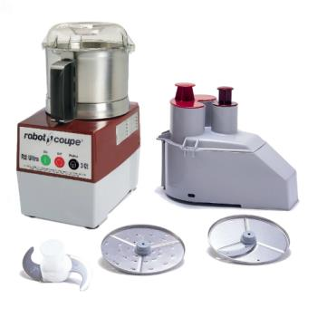 95437 - Robot Coupe - R2N ULTRA - Commercial Food Processor w/ 3 Qt Bowl & Continuous Feed Product Image