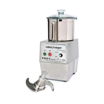 ROBR602VVB - Robot Coupe - R602 VV B - 7 qt Commercial Food Processor Product Image