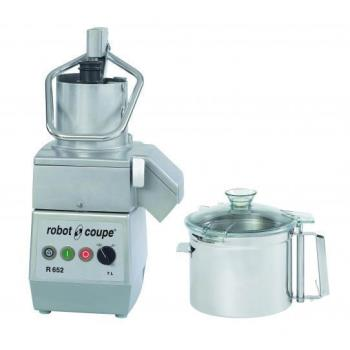 68669 - Robot Coupe - R652 - 7 qt 3 HP Continuous Feed Food Processor Product Image