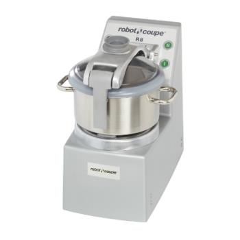 ROBR8ULTRA - Robot Coupe - R8ULTRA - 8 qt Vertical Cutter Mixer & 3 1/2 qt Insert Product Image