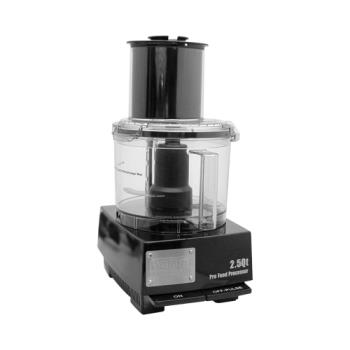 95334 - Waring - WFP11S - 2 1/2 qt 3/4 HP Continuous Feed Food Processor Product Image