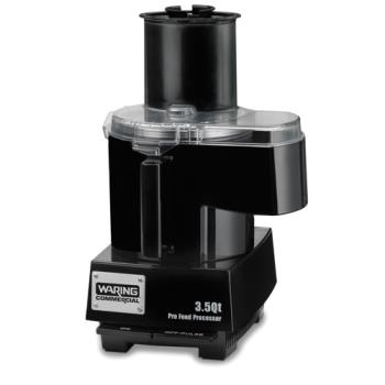 16989 - Waring - WFP14SC - 3 1/2 qt 1 HP Continuous Feed Food Processor Product Image