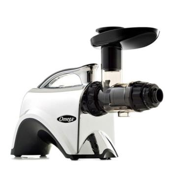 Best Low Speed Masticating Juicer : Omega - NC900HDC - 2 HP Low Speed Masticating Juicer eTundra