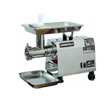 UNWTC32E - Uniworld - TC-32E - Commercial 2 HP Meat Grinder Product Image
