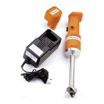51348 - Dynamic - MX001.1 - 7 in Mini Cordless Hand Held Stick Mixer Product Image