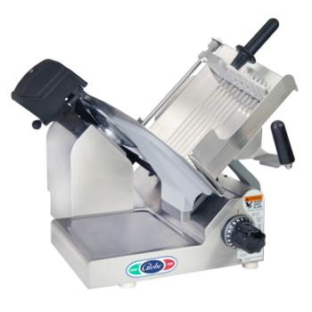 GLO3600NF - Globe - 3600NF - 13 in Heavy Duty Manual Frozen Meat Slicer Product Image