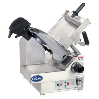 GLO3850N - Globe - 3850N - 13 in Heavy Duty 2-Speed Automatic Slicer Product Image