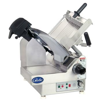 GLO3850NF - Globe - 3975NF - 13 in Heavy Duty 9-Speed Automatic Frozen Meat Slicer Product Image
