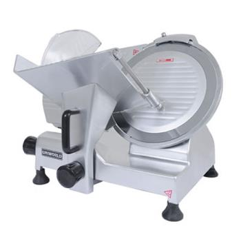 "UNWSL10E - Uniworld - SL-10E - 10"" Light Duty Meat Slicer Product Image"