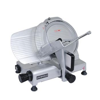 "UNWSL12E - Uniworld - SL-12E - 12"" Light Duty Meat Slicer Product Image"