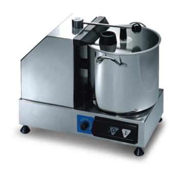 EURC9VV - Sirman - C9VV - Sirman Horizontal 9 Liter Food Cutter Product Image