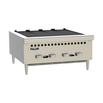 VULVCRB25 - Vulcan - VCRB25 - 25 in Countertop Charbroiler w/ 4 Burners Product Image