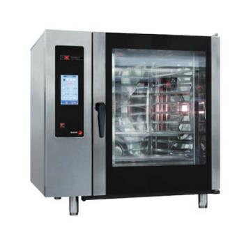 FGAAPG102W - Fagor - APG-102 W - 44 1/2 in (W) Advanced Plus Gas Combination Oven Product Image