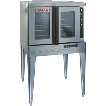 BLODFG100SINGLE - Blodgett - DFG-100 - Gas Single Deck Standard Depth Convection Oven Product Image