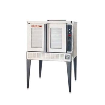 BLODFG200SINGLE - Blodgett - DFG-200-ES - SINGLE - Gas Single Deck Bakery Depth Convection Oven Product Image
