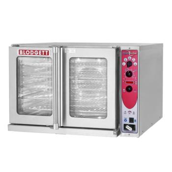 BLOHV100GSINGLE - Blodgett - HV-100G Single - Hydrovection Single Deck Gas Convection Oven Product Image