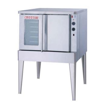 BLOSHOESINGLE - Blodgett - SHO-100-E Single - 1/3 HP Electric Single Deck Standard Depth Convection Oven Product Image