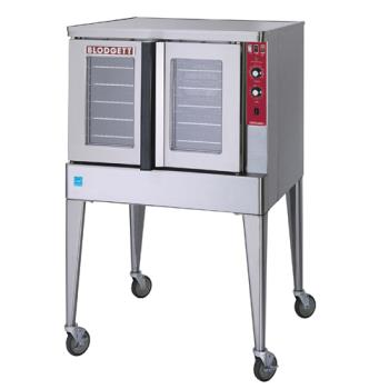 BLOZEPH240GPLUSSNG - Blodgett - Zephaire-100-G Single - Gas Single Deck Convection Oven Product Image